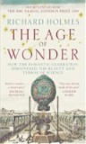 Age of Wonder; How the Romantic Generation Discovered the Beauty and Terror of Science