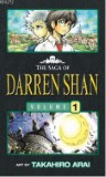 The Saga of Darren Shan 1