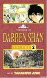 The Vampire Assistant| The Saga of Darren Shan 2; Manga edition