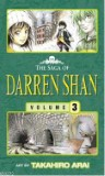 Tunnels of Blood| The Saga of Darren Shan 3; Manga edition