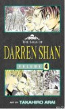 Vampire Mountain| The Saga of Darren Shan 4; Manga edition