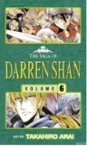 The Vampire Prince - The Saga of Darren Shan 6